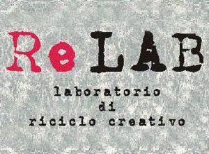 ReLAB, riciclo creativo