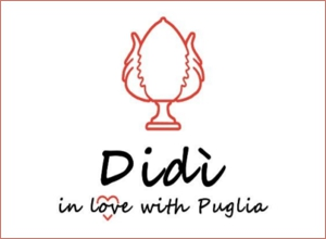 Didì in love with Puglia